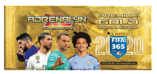 30 Cards Panini Adrenalyn XL fifa 365 2020er versión 5 Booster
