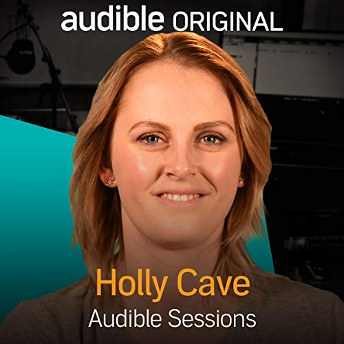 Holly Cave audiobook cover art
