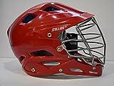 STX Lacrosse Stallion 500 Helmet, Red, Medium