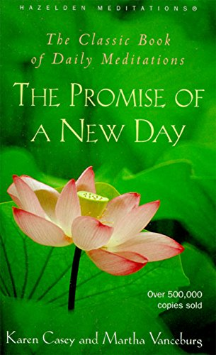 The Promise of a New Day: A Book of Daily Meditations (Crosswicks Journal)