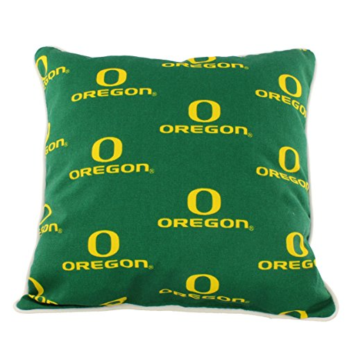 College Covers Oregon Ducks Outdoor Decorative Throw Pillow, 16