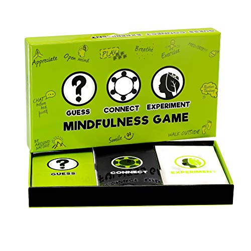 ARTAGIA Mindfulness Games for Kids Parent Child Bonding Time Get to Know Your Kids Fun Family Game Preschool Learning and Homeschooling Supplies Educational Games for Kids