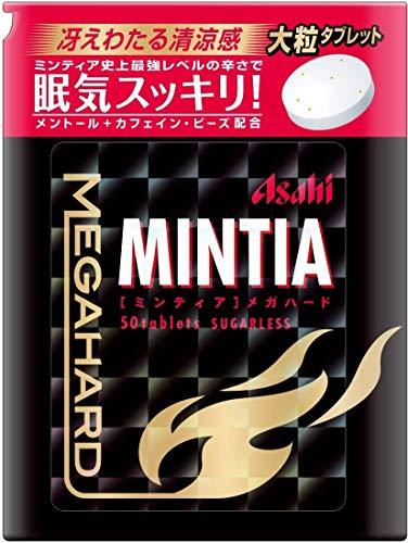 アサヒグループ食品 ミンティア メガハード 50粒×8個