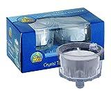 Crystal Tealight Candle Holder for Candelabra (2 Pack)