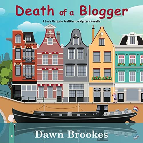Couverture de Death of a Blogger