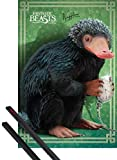 1art1 Phantastische Tierwesen Poster (91x61 cm) Niffler