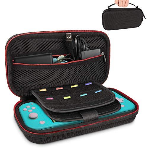 Keten Funda para Nintendo Switch Lite, Funda Transporte con...