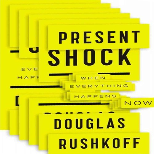 Present Shock cover art