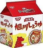 日清のラーメン屋さん 旭川しょうゆ味 89g ×30食