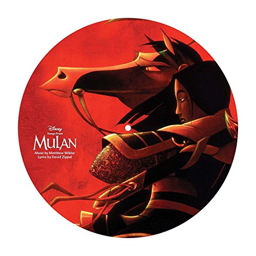 Songs From Mulan [Vinilo]