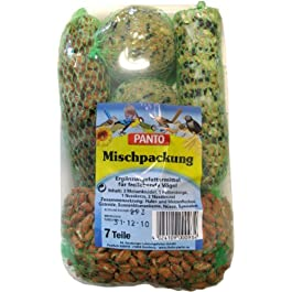 Panto Mixed Pack (3Packs of 0.645kg set of 7)