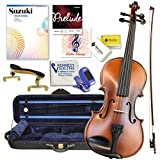 Antonio Giuliani Etude Violin Outfit 4/4 Full Size Clearance By Kennedy...