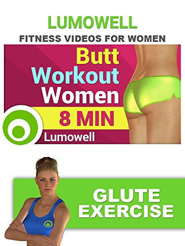 Fitness Videos for Women: Butt Workout for Women - Glute Exercise