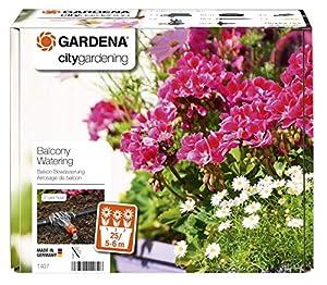 Gardena 1407-20 Vollautomatische Blumenkastenbewässerung