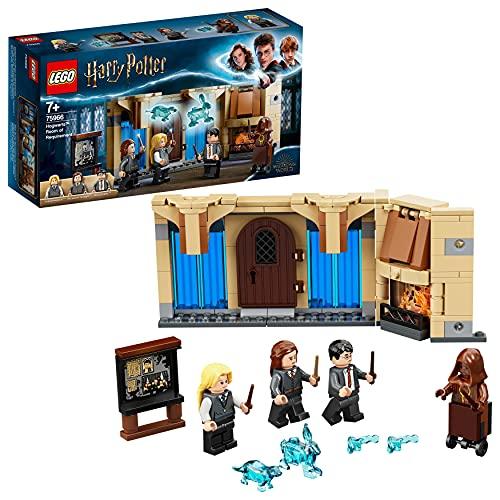 LEGO HarryPotter StanzadellenecessitàdiHogwarts, Playset da Costruzione, 75966
