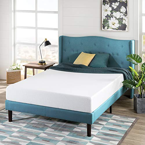 Zinus Green Tea 8-inch Memory Foam Mattress, Short Queen