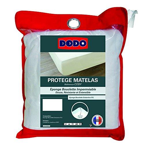 DOOD PROTÈGE MATELAS COSY - IMPERMÉABLE - 140 x 190 cm