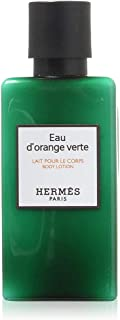 Hermes Eau d'Orange Verte 5.4oz (Four 1.35 Ounce Bottles) Body Lotion