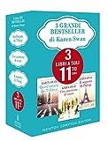 3 grandi bestseller di Karen Swan: Quell'estate da Tiffany-Una questione di cuore-Il segreto di Parigi