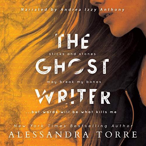 The Ghostwriter cover art