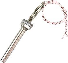 JINGERL 24V DC Cartridge Heater 200W / 300W Elektrisch onderdompeling Waterverwarmingselement (Color : 24V, Size : 200W 12...