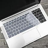 BoaInx Funda de Silicona para Teclado Lavable Portátiles de Silicona Teclado Cubierta Protectora de la Piel for Huawei MateBook D 14 Pulgadas (AMD) Notebook D14 W50F W00D 14.0 '' Suave y Lavable