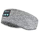 ACCOF Auriculares para Dormir,Bluetooth 5.0 Deportes Diadema con Ultrafinos HD Estéreo...