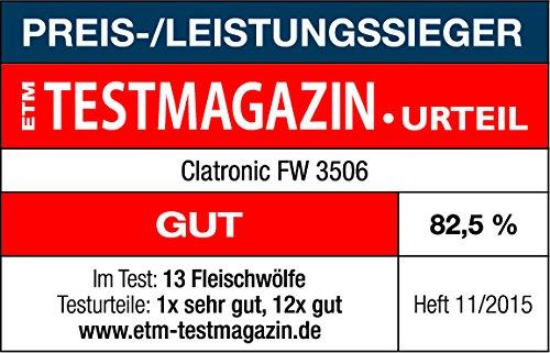 Clatronic FW3506