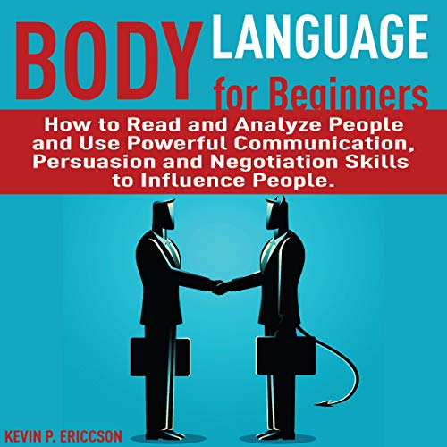 Body Language for Beginners cover art