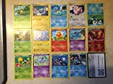 Pokemon Starter Collection! A for Christmas or Birthdays! Includes Over 100 Cards!