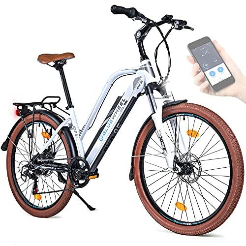 BLUEWHEEL Damen E-Bike