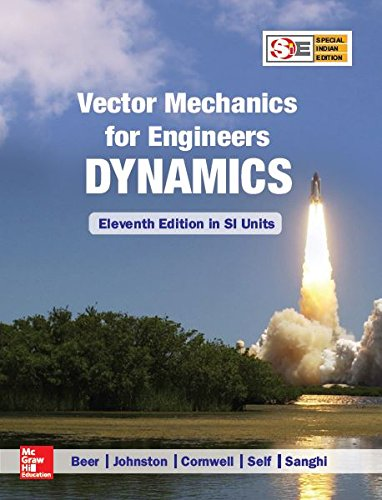 Vector Mechanics For Engineers: Dynamics 11Thtedition