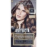 L'Oréal Paris - Préférence - Balayage miel pour cheveux châtains à bruns - La boîte de 174ml - (pour la quantité plus que 1 nous vous remboursons le port supplémentaire)