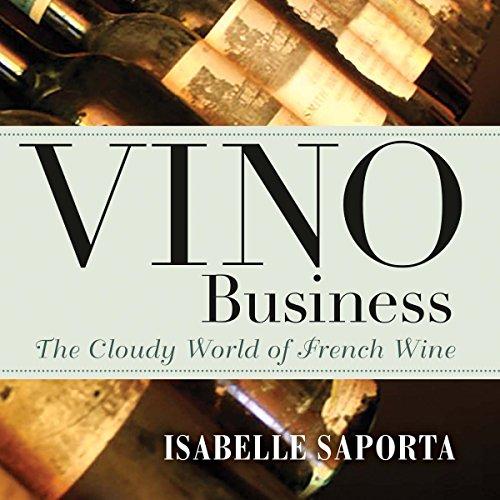 Vino Business audiobook cover art