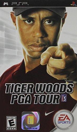 Tiger Woods PGA Tour - Sony PSP
