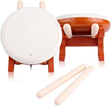 Diyeeni Drum Controller for PS4 Taiko no Tatsujin Video Game, Taiko Drum Controller + Drum Sticks Set, Controller Console Gaming Accessories