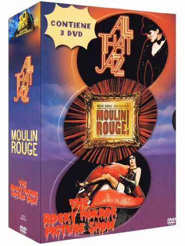 All That Jazz + Moulin Rouge + The Rocky Horror Picture Show