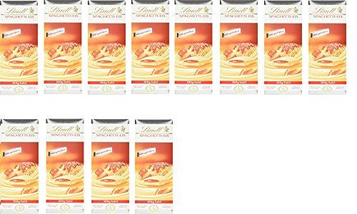 Lindt & Sprüngli Spaghetti-Eis, 12r Pack (12 x 100 g)