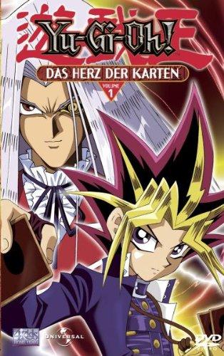 Yu-Gi-Oh 1 - Das Herz der Karten