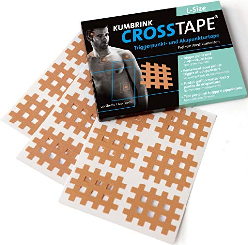 KUMBRINK CROSSTAPE L - 120 Tapes