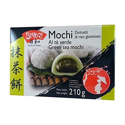 Mochi Sweet Japanese Taste Matcha Tee Grün - Biyori 210g