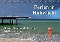 Ferien in Hohwacht (Tischkalender 2022 DIN A5 quer): Erholungsmomente an der Hohwachter Bucht (Monatskalender, 14 Seiten )
