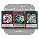 Yu-Gi-Oh! ZEXAL - Yuma Tsukumo's Complete Utopia & Utopic & Onomato Xyz Deck