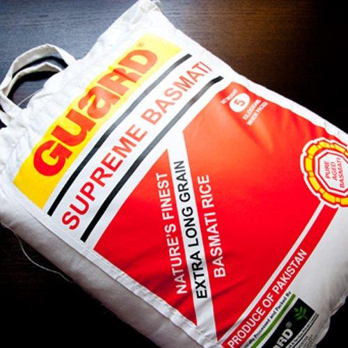 バスマティライス パキスタン産 GUARD 10kg 【5kg×2袋】 Basmati Rice 業務用 長粒米 インディカ米 香り米