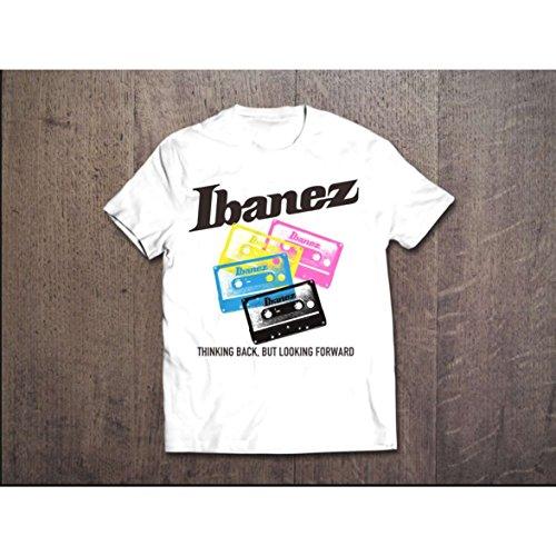 Ibanez Shirt Größe xl-maglietta Kurzarm, Größe: XL