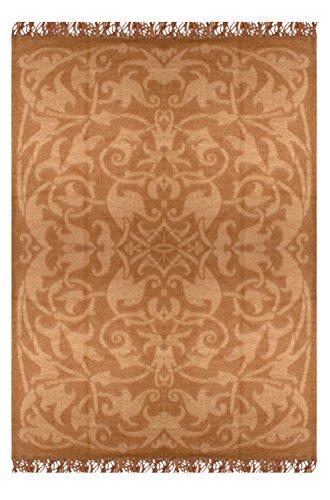 TETI Kamelhaardecke 140 x 200cm Kamel Plaid Blanket Sofadecke Decke Kamelwolldecke Design #2