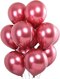 50Pcs 12 inch rose gold balloon latex wedding decoration happy birthday balloon party wedding decorations