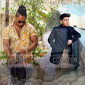 Dueña De Mi Corazón (feat. Nyan Moreno)