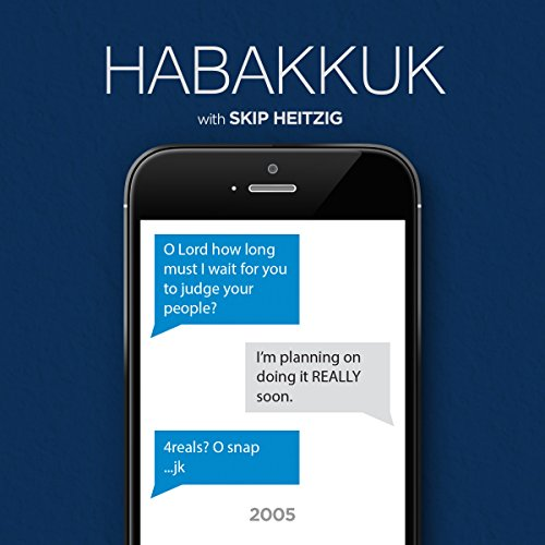 35 Habakkuk - 2005 cover art