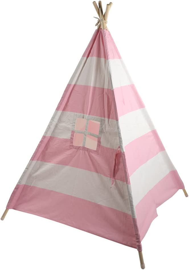Aihomlk Indian Tent 4 売り込み Small with Built 超定番 External Shutter Bunting